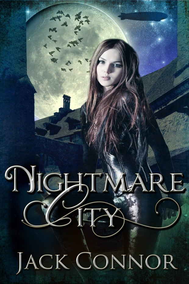 Nightmare City: A Post-Steampunk Lovecraft Adventure