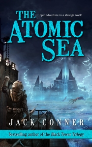 The Atomic Sea: An Epic Fantasy Like No Other